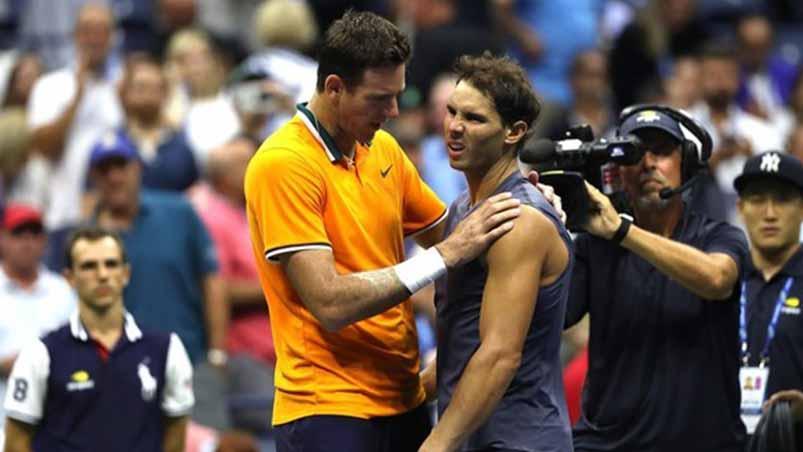 Del Potro y Djokovic, duelo de titanes en la esperada final