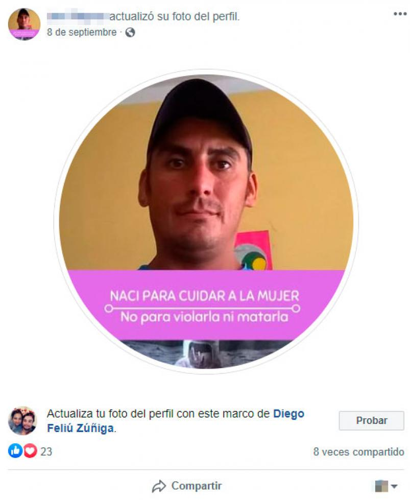 El descarado mensaje en Facebook del padre que mató a su hijo en Capilla  del Monte - ElDoce.tv