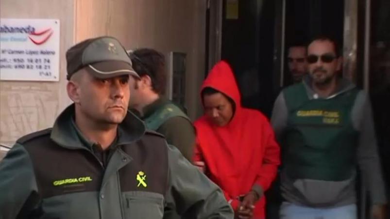 La Guardia Civil lleva detenida a la madrastra de Gabriel Cruz