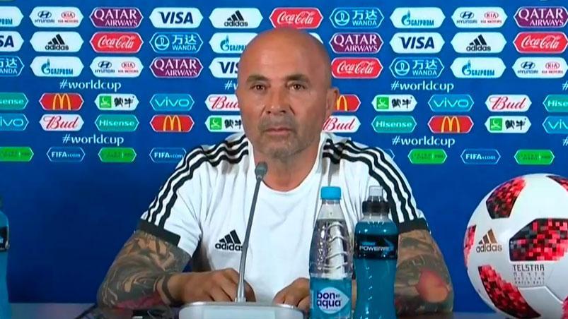 #Mundial2018: ¿Cuánto le cuesta a la AFA despedir a Sampaoli?