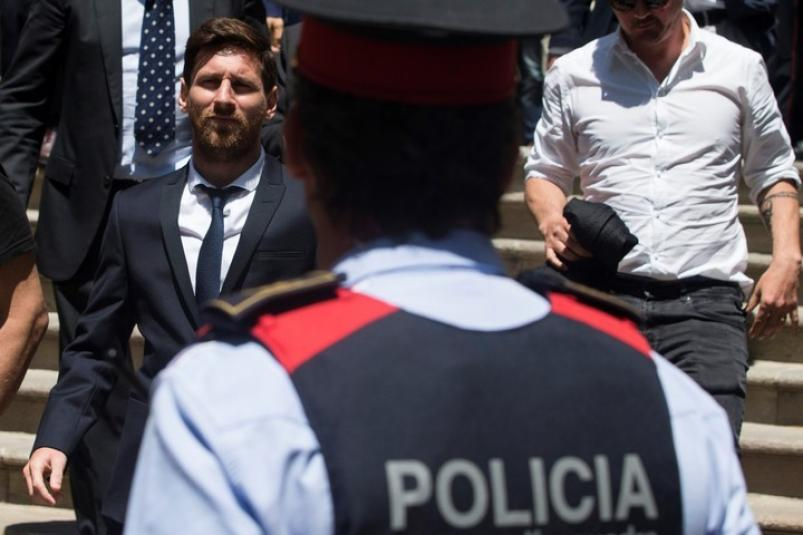 Messi, complicado nuevamente por los Panama Papers