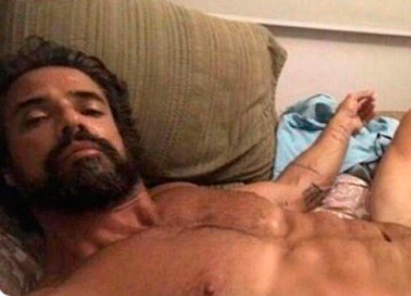Filtran imágenes de Luciano Castro en la intimidad y Sabrina Rojas ¡explotó!
