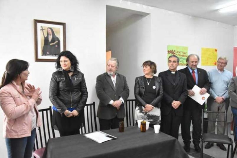 obispo fanny bustos attta villa maria
