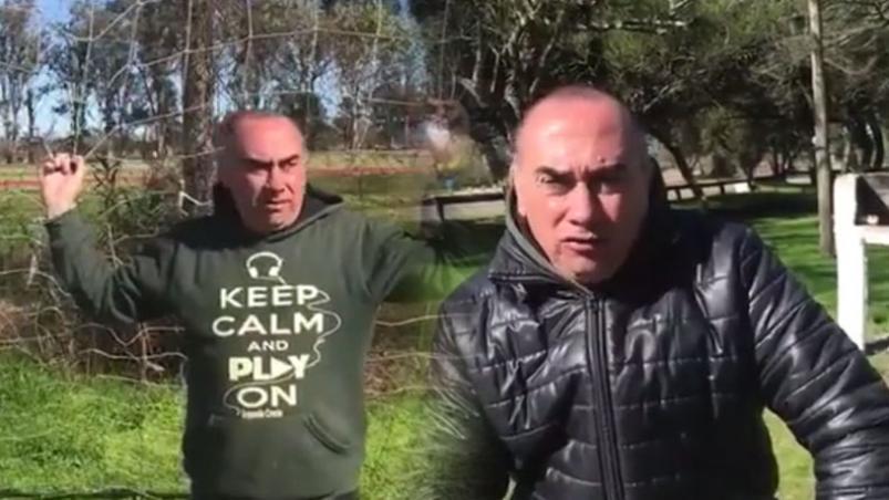 El papá de Fernando Pastorizzo se postuló para participar en un reality