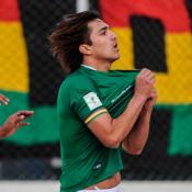 Gol Bolivia Martins