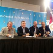 Schiaretti y Macri en Córdoba