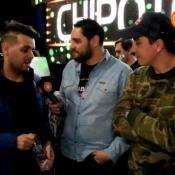 Nico Sattler y Chino Herrera, de Chipote
