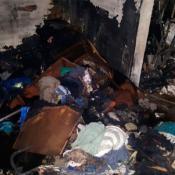 incendio barrio oña casa cordoba