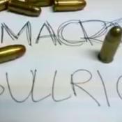 amenaza balas macri bullrich