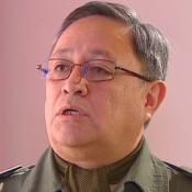Fabián Méndez, el jefe del escuadrón de Gendarmeria de El Bolsón