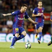 Messi Barcelona Eibar cuatro goles
