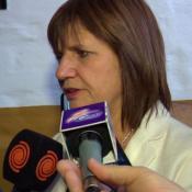 patricia-bullrich-ministra-de-seguridad-desaparicion-santiago-maldonado-vecinos-abucheo-bell-ville
