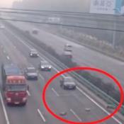 China-autopista-Muertos-Beijing-Harbin-choque-camión-Conductor-Autos