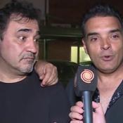 Claudio Toledo y Ale Ceberio