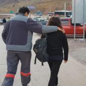los padres de Marco Roldán viajaron a Chile