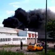 incendio basural