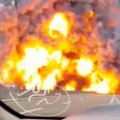 explosion bolonia italia