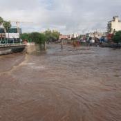 calles inundadas córdoba