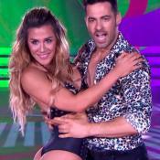 jimena baron mauro caiazza bailando 2018