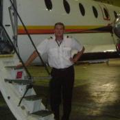 tragedia aérea en botswana