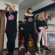 las princess danza bailarinas