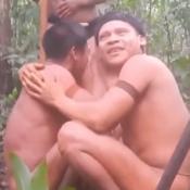 reencuentro de tribus en amazonas
