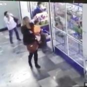 Una desconocida se lleva a una beba de 8 meses de inmediaciones del Hospital.