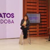 La candidata de Fuerza de la Gente estuvo en Arriba Córdoba y habló de sus propuestas.