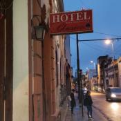 muerte en el hotel alojamiento