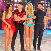eliminación bailando 2019 merengue