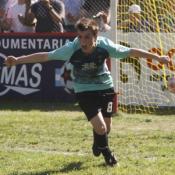 futbol infantil goles