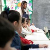riesgo coronavirus escuelas