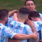 gol-papu-gomez-seleccion-argentina-paraguay-copa-america