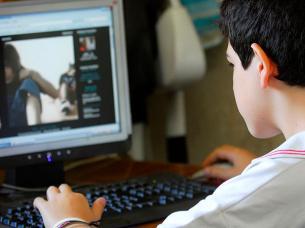 Nenes redes sociales