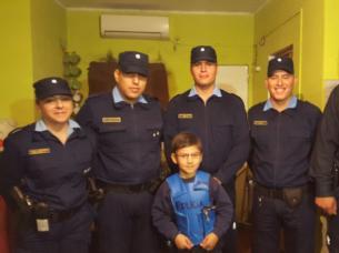 vicenzo y sus amigos policias