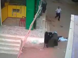Egipto asesinato