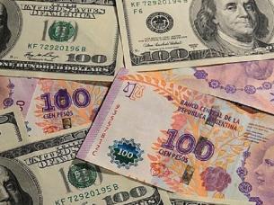 pesos dolar